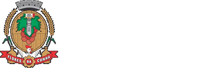 Logotipo da Câmara de Flores da Cunha telefone